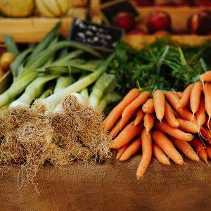 poireau carotte paniers